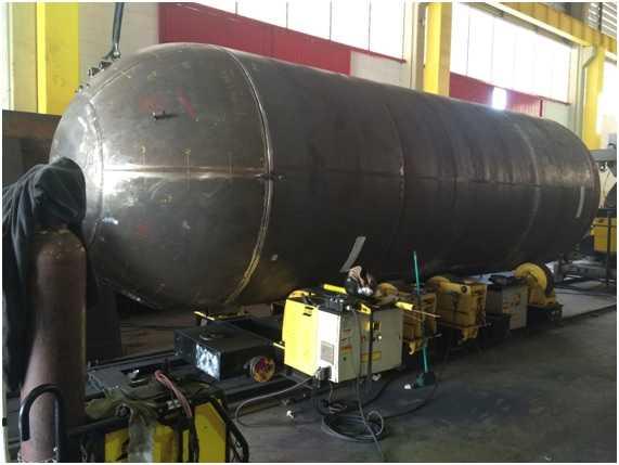 A THW conta com projetista especializado para a elaboração de memorial de cálculo para vasos de pressão que atendea norma ASME e NR 13.