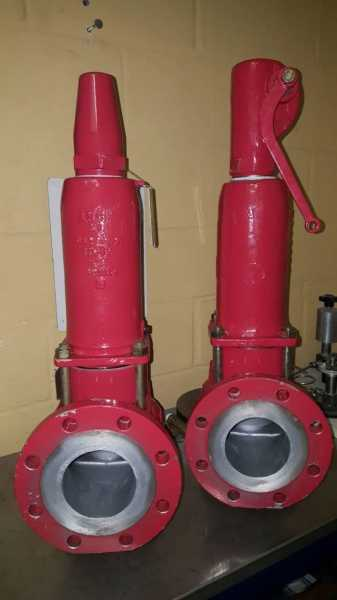 As Válvulas de Segurança devem passar por manutenção e calibração periódica. Por isso, a THW oferece corpo técnico especializado para realizar esse trabalho essencial.