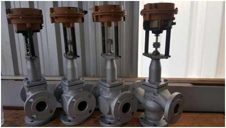 A Válvula de Controle e Bloqueio éutilizada na indústria e precisa de manutenção periódica. A THW faz o reparo com troca de elementos e testes de estanqueidade.