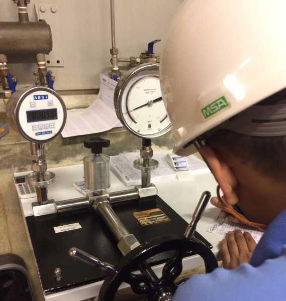 A THW Engenharia realiza a calibração de Manômetros e Manovacuômetros, ação importante para a qualidade dos serviços oferecidos pelas indústrias.