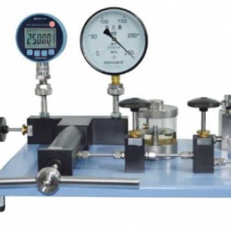Calibração de Manômetros e Manovacuômetros