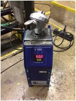 Como todo instrumento de medição, o termômetro - usado em fornos, caldeiras, tubulações e câmaras frias - precisa ser calibrado com confiabilidade que a THW oferece aos clientes.